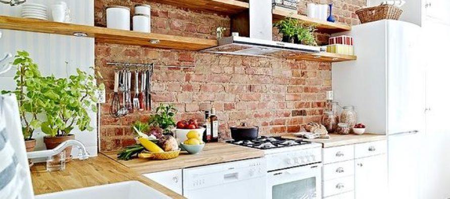 Revestimiento para cocinas decoracion de interiores interiorismo decoraci n decora tu - Revestimiento pared cocina ...