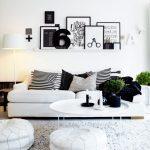 Salas blanco y negro
