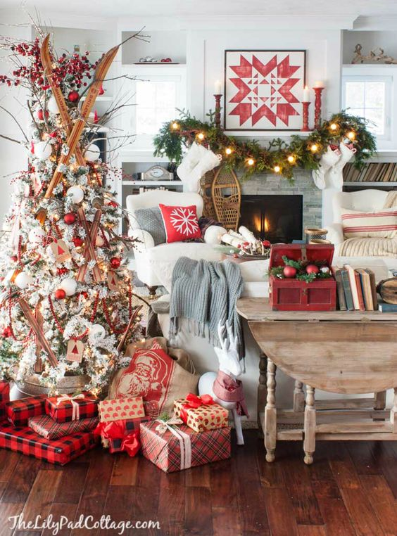 Tendencias de decoraci n navide a 2017 2018 decoracion for Decoracion navidad 2018 tendencias