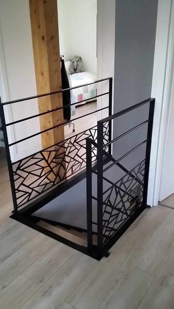 Tendencias en escaleras interiores de herrer a Escaleras herreria para interiores