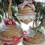 2017-2018 decoraciones de árbol navideño