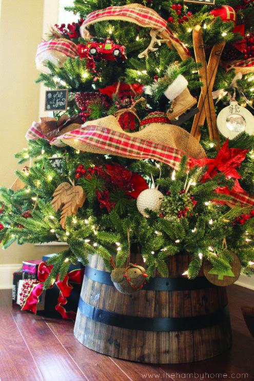 2017 2018 decoraciones de rbol navide o curso de On decoracion para arboles navidenos