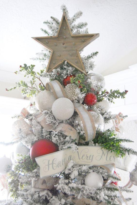 2017 2018 decoraciones de arbol navideno 24 decoracion - Decoracion de arboles navidenos ...