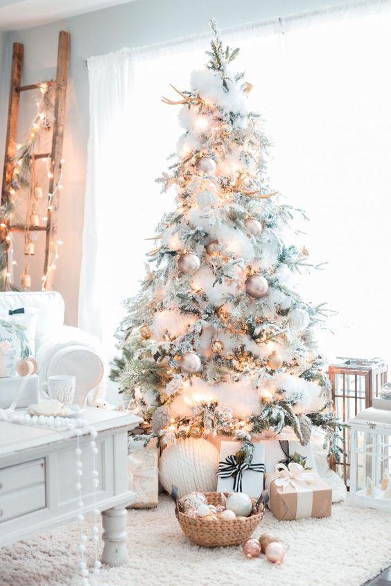 2017 2018 decoraciones de rbol navide o decoracion de for Decoracion para arboles navidenos