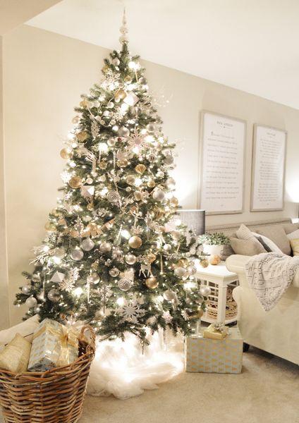 2017 2018 decoraciones de rbol navide o curso de - Decoracion de arboles navidenos ...