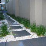 30 ideas preciosas para decorar tu jardín con grava blanca