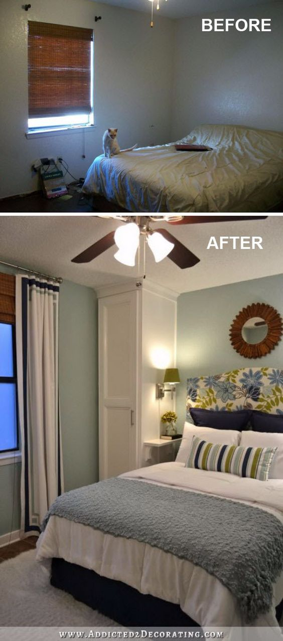 Remodelacion de habitaciones pequeñas