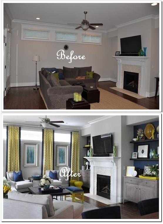 Antes y despu s de la remodelaci n de una casa peque a - Decoracion de casas antes y despues ...