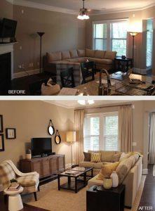 Antes y Después de la Remodelación de una Casa pequeña