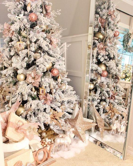 Christmas Tree Inspiration 2017: Ideas Para Decorar El Pino