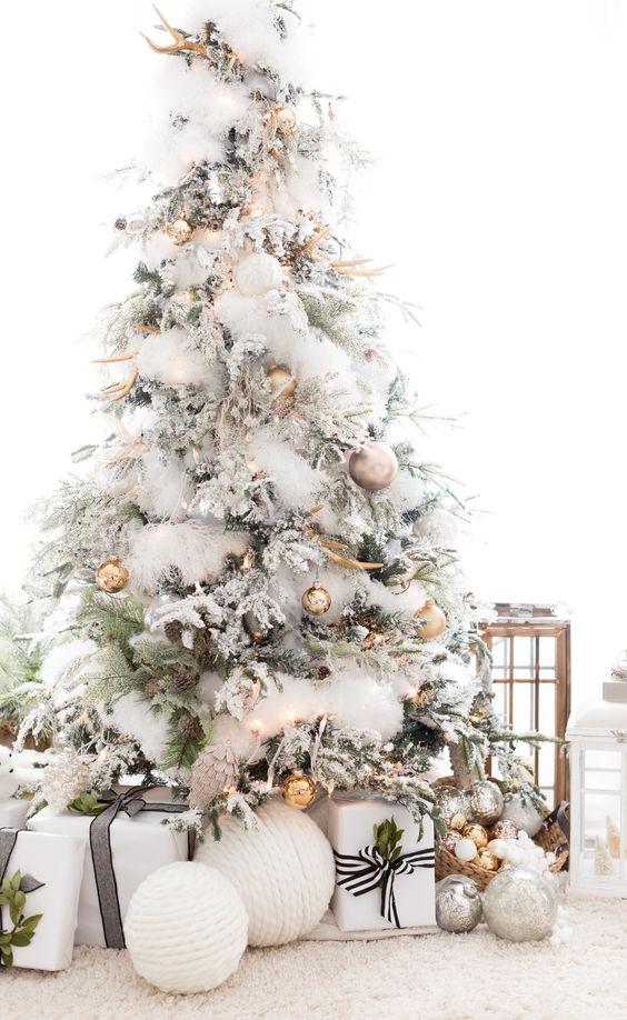 Arboles de navidad 2018 decoracion de interiores - Fotos arboles navidenos ...