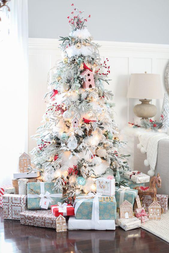 Arboles navideños 2018
