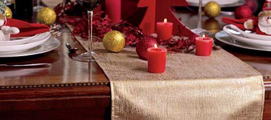 Caminos para mesas de navidad decoracion de - Mesas para navidad ...
