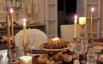 ¡Como Poner una Mesa para el Día de Acción de Gracias (Thanksgiving Day)!