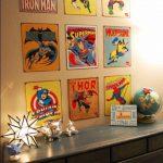 Decora la Habitación de tu Hijo con el Tema de los Súper Héroes