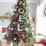 Decora la Navidad en Color Rojo