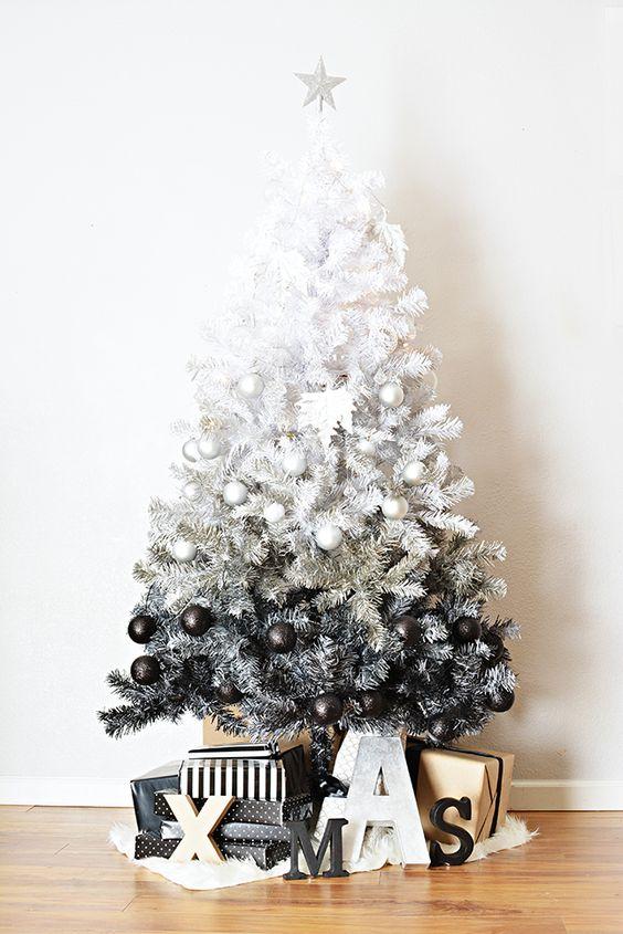 Arboles de navidad 2018 decoracion de interiores - Arboles de navidad decorados 2017 ...