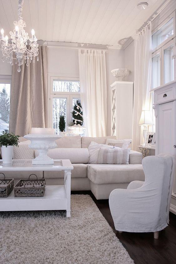 Dise o de cortinas para el hogar decoracion de interiores interiorismo decoraci n decora - Decoracion de interiores cortinas ...