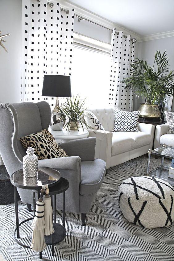 Dise o de cortinas para el hogar decoracion de for Elementos de decoracion para el hogar