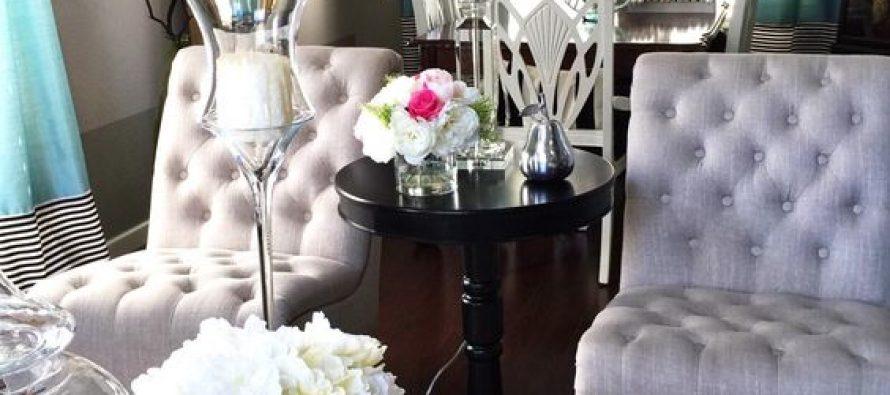 Diseños para Salas con Mucho Glamour que toda Chica querrá Copiar
