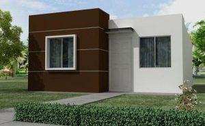 Fantásticas Ideas para Fachadas de Casas de Infonavit