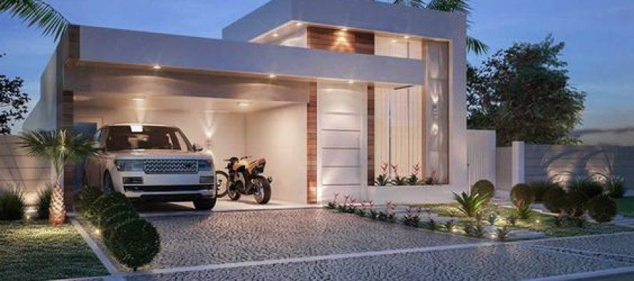 fant sticas ideas para fachadas de casas de infonavit