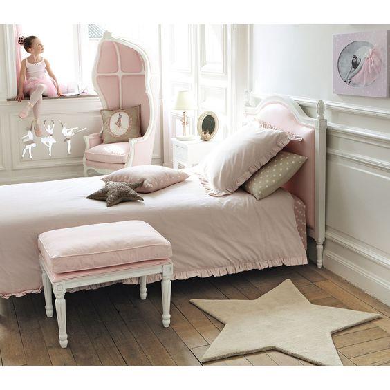 Muebles para dormitorios para niñas de bailarinas de ballet