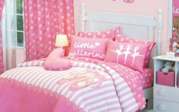 Ideas para Decorar la Habitación de una Niña con el Tema de Bailarinas