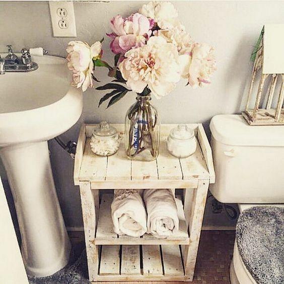 Ideas diy para el baño