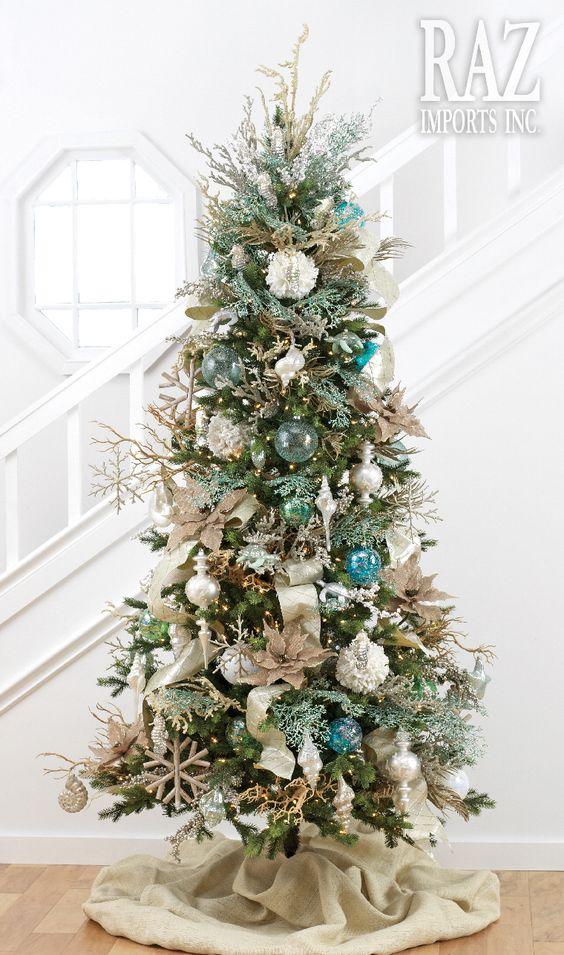 Pinos de navidad bonitos