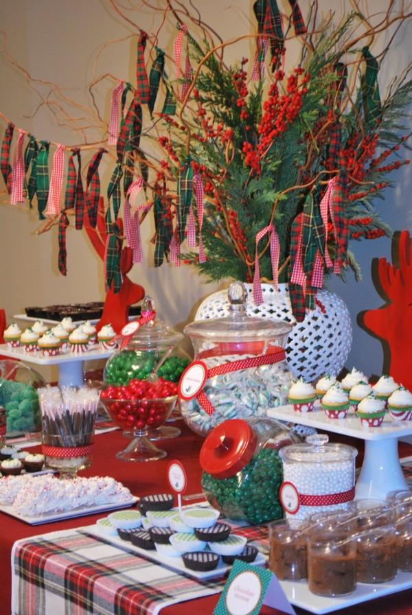 Decora tu hogar con cuadros escoceses en esta navidad - Home disena y decora tu hogar ...