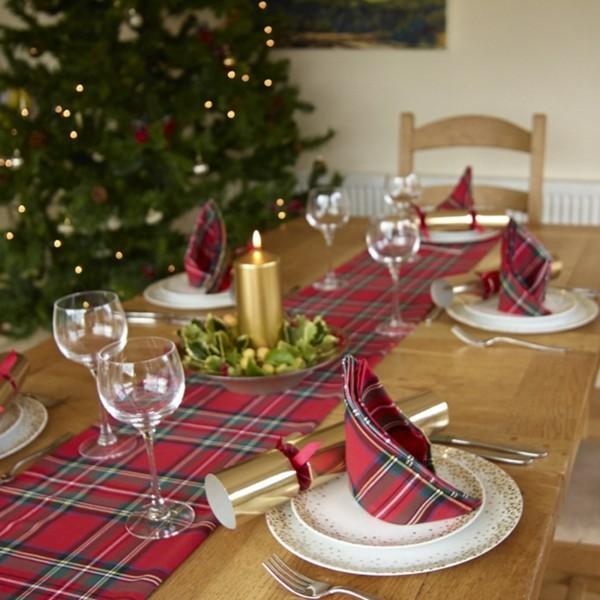 Decora tu Hogar con Cuadros Escoceses en esta Navidad