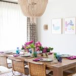 Decoración de interiores - ideas para el comedor