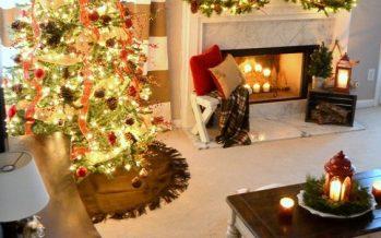Opciones para decorar tu casa esta navidad 2017