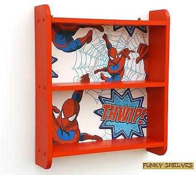Habitaciones infantiles de Spider man