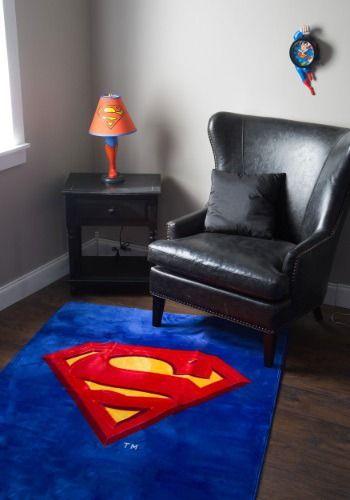 Habitaciones infantiles de Superman