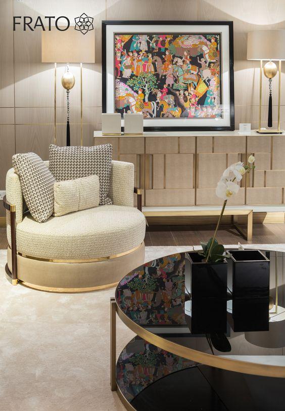 Ideas para decorar con mucho estilo tu hogar negro y dorado for Ideas para decorar tu hogar