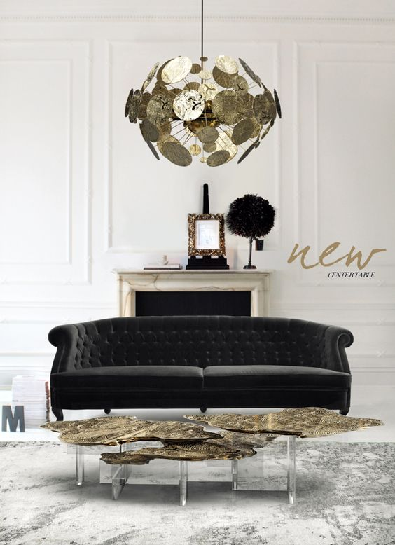 Ideas para decorar con mucho estilo tu hogar negro y for Decoration maison instagram