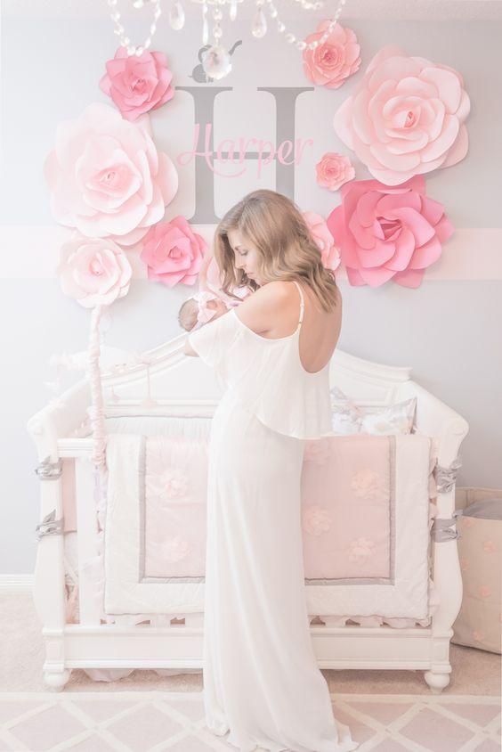 ideas-para-decorar-el-cuarto-de-un-bebe (10) | Curso de Decoracion ...