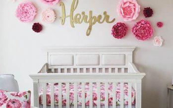 Ideas para decorar el cuarto de un bebé