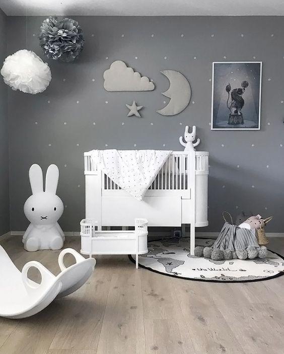 Ideas para decorar el cuarto de un bebé | Curso de Decoracion de ...