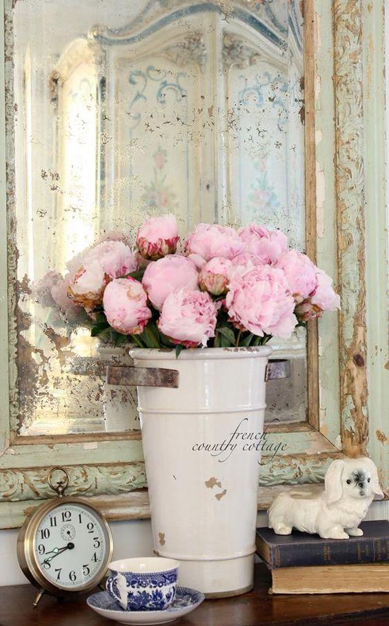 Ideas para decorar tu casa con estilo shabby chic curso de decoracion de interiores - Decorar estilo shabby chic ...