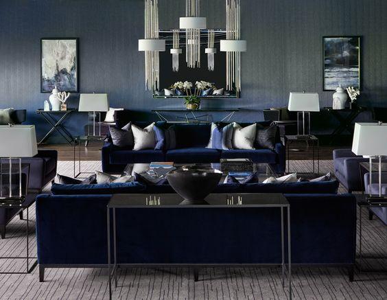Ideas para decorar tu hogar con color azul curso de for Ideas para decorar tu hogar
