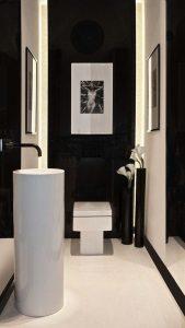 Ideas para decorar tu hogar con toques en color negro