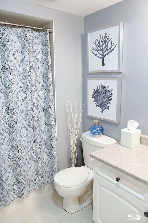 Ideas para decorar y organizar un baño