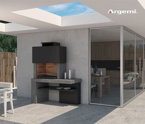 Ideas para incluir un Área para Parilladas Familiares en Casa