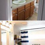 Remodelación de baños antes y después