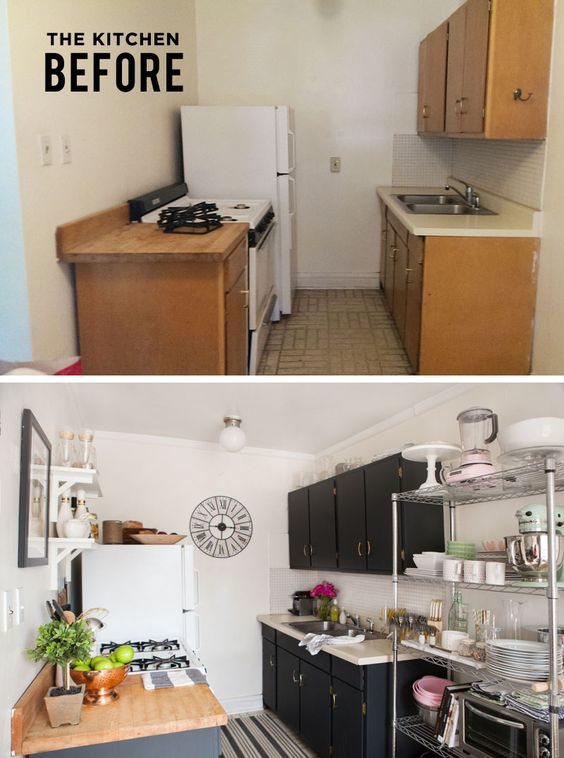 Remodelacion de cocinas pequeñas