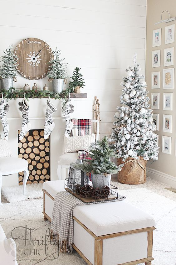 Tendencias de navidad 2018 19 decoracion de interiores for Decoracion navidad 2018 tendencias