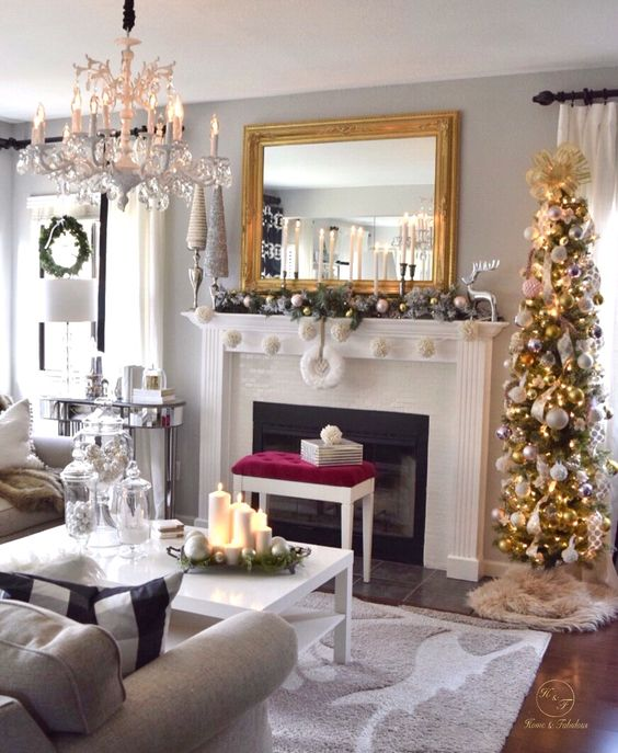 Tendencias navidad 2018 1 decoracion de interiores for Decoracion navidad 2018 tendencias